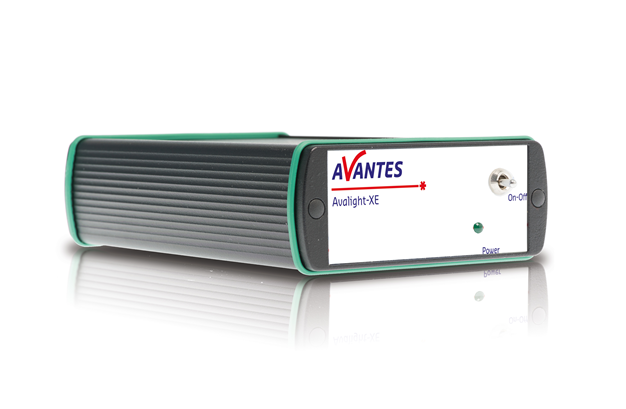 AvaLight-XE Pulsed Xenon light source - Avantes Lightsource