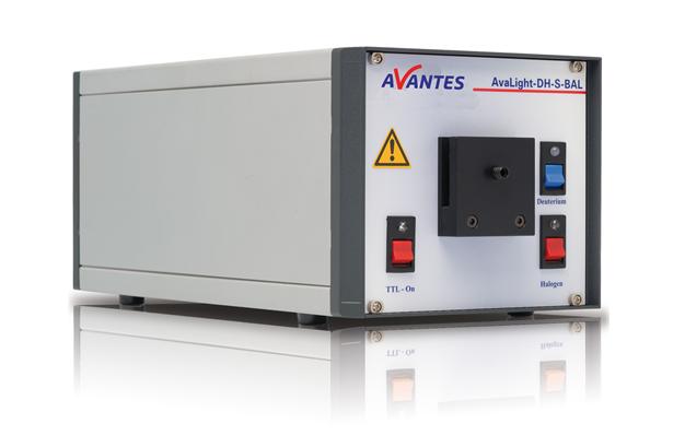 Avalight-DH-S-BAL Balanced Power light source - Avantes Lightsource