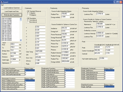 Interface Packages