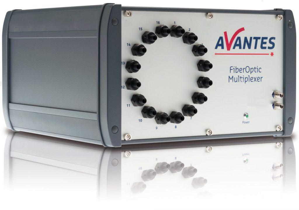 Avantes Fiber-Optic Multiplexer (FOM) - enables multi-point serial measurements
